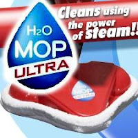 h2o steam mop instruction manual