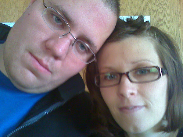Spencer and Sarah