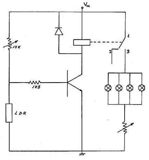 Grupo3 proyecto casa de madera - Detector de luz ...