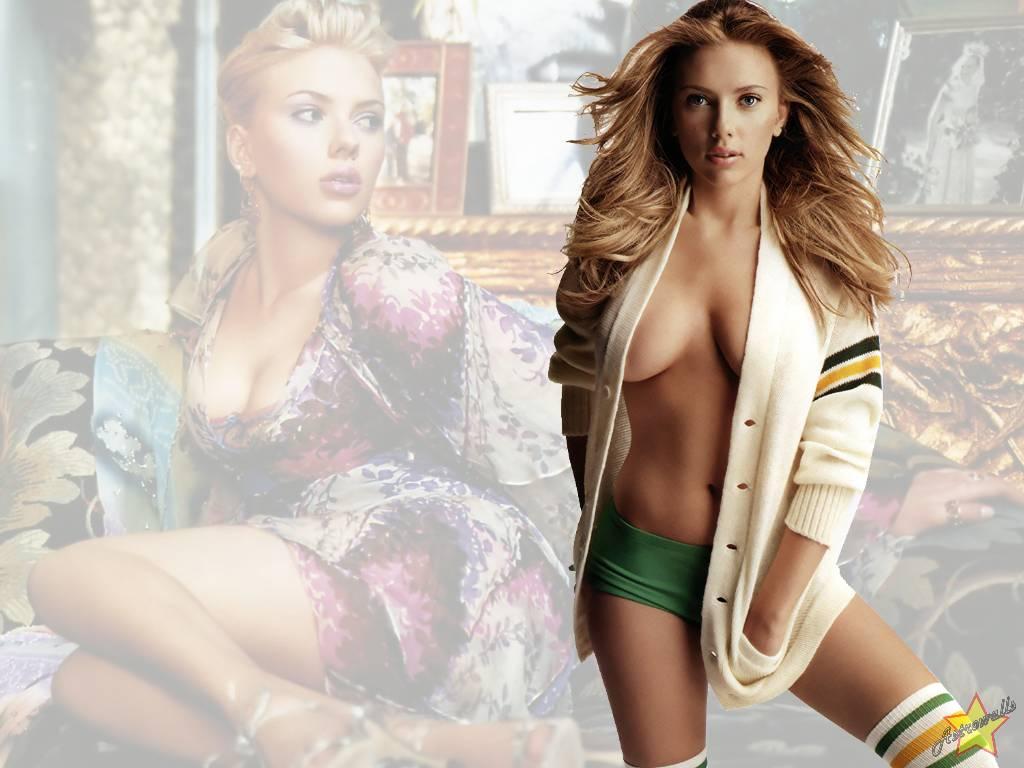Scarlett Johansson wallpaper 2011