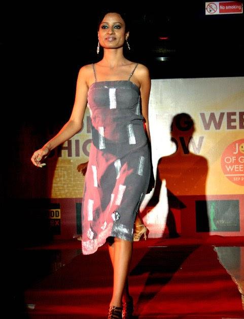 Priya Shinde On Ramp : Images - MTV Splitsvilla 5