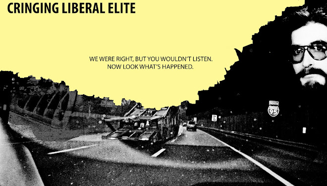 Cringing Liberal Elite