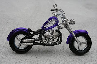 My new harely davidson