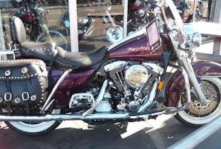 Mamabears dream Harley Davidson