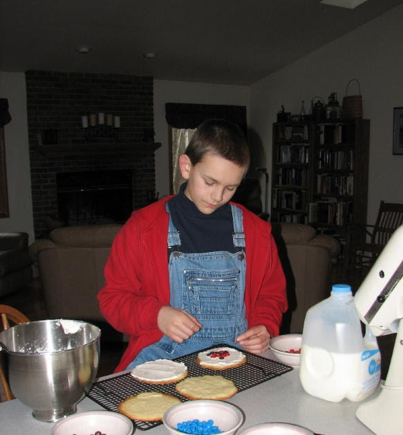Life At Cold Feathers Farm Atomic Cookies