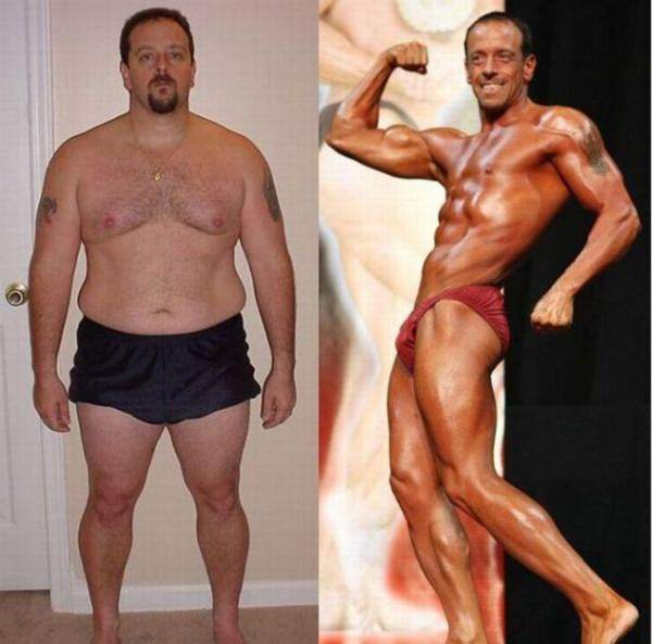 как похудели самые толстые люди