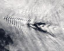 Huge Cloud Wake