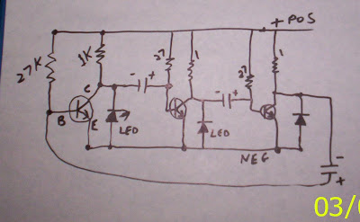 markecc123 the 3 led circuit mobius band tracker wiring diagram the 3 led circuit mobius band