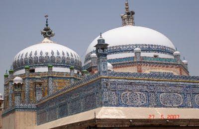 مزار خواجہ غلام فرید, Punjabi Poetry, پنجابی شاعری, Khawaja Ghulam Farid