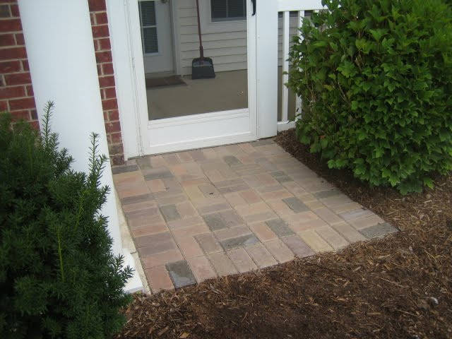 Interlocking Paver Pad