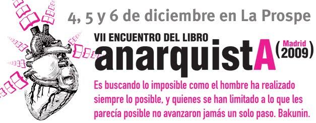 Encuentro del Libro Anarquista 2009