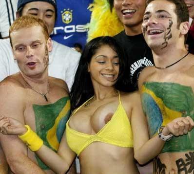 Mondiali 2010 Torcedora+do+brasil+safada