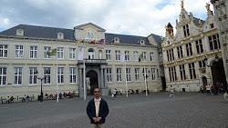 Jackson in Bruges