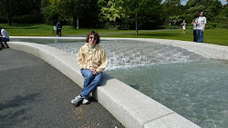 Princess Diana Fountain