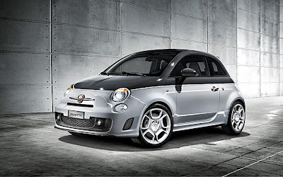 Fiat 500 USA: Fiat introduces the Abarth 500C... :  smart cars autos chrysler business