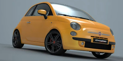 Fiat 500 USA: How would you like your Fiat 500, mild or wild? :  italian cars green flare italian style