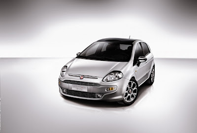 Fiat 500 USA: The New Punto Evo
