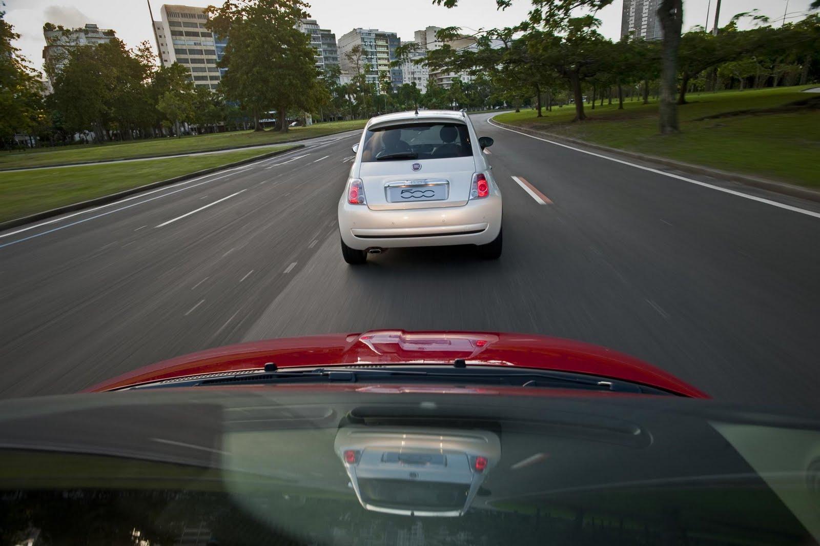 Fiat 500 USA: October 2010