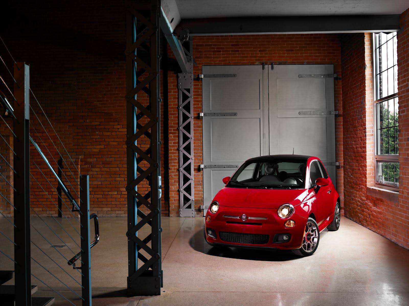 Every aspect of the new fiat 500 has been examined by fiat improved and refined