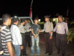 penangkapan tindak kriminal