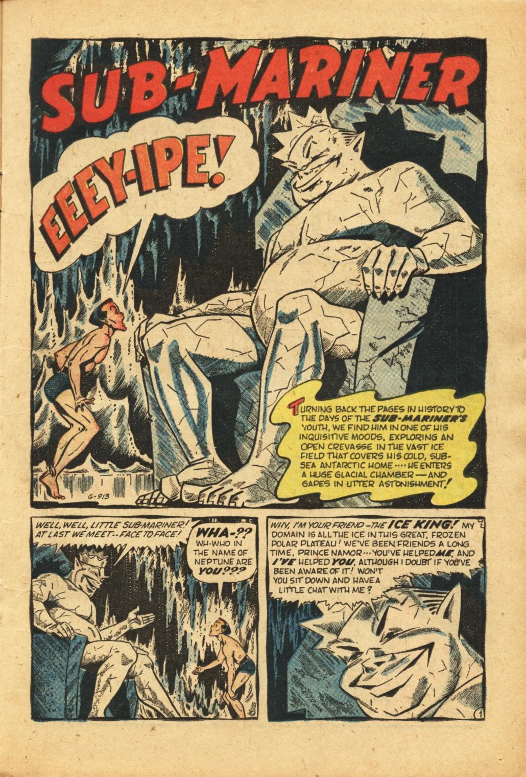 Sub-Mariner Comics #42 #42 - English 10