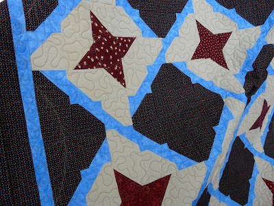 Timber Hill Threads Quilt Of Valor Scrappy Stars
