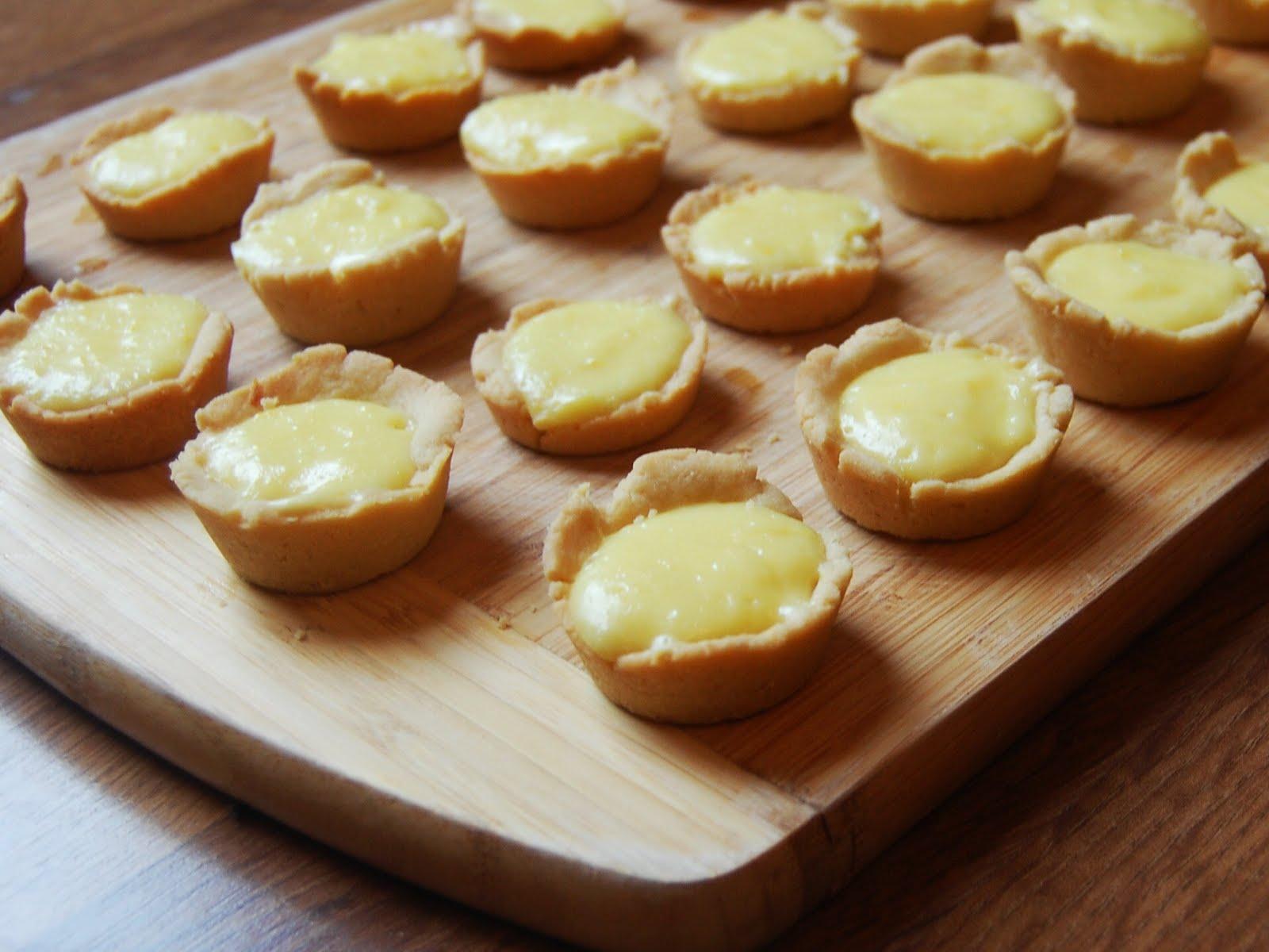 Lemon Tassies Recipe — Dishmaps
