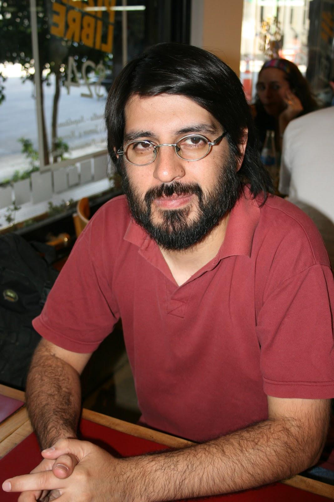 Resultado de imagem para Darío Aranda