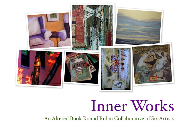 Inner Works - An Altered Books Collaborative