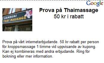 thaimassage kungsholmen massage in stockholm
