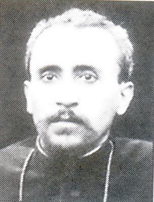 Lễ tấn phong Đức cha Jeanningros Vị (1870-1921), giám mục phó Qui Nhơn (1912-1921)