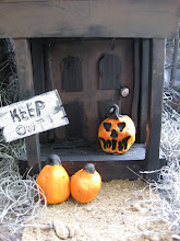 COOL JACK-O-LANTERNS TO SCARE AWAY VISITORS
