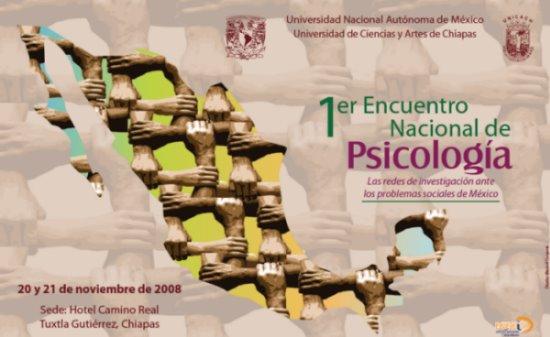 Primer Encuentro Nacional de Psicología