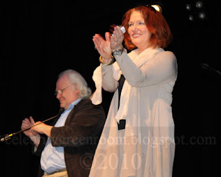 Colin Baker and Louise Jameson 11 April 2010