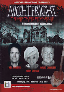 Nightfright The nightmare of your life Neil Roberts, Helen George, David Callister