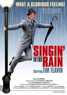 Singin In The Rain with Tim Flavin and Jessica Punch