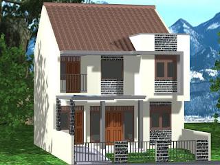 suri 39 s design contoh gambar 3d untuk rumah tinggal