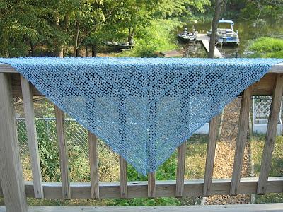 free shawl pattern | Wolf Crochet