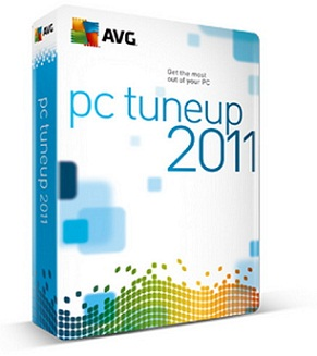 Capa AVG PC Tuneup 2011 v10 + Crack