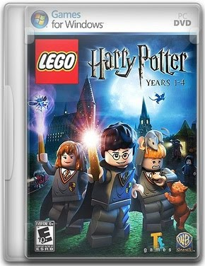 LEGO Harry Potter Years 1-4 - PC |Completo|