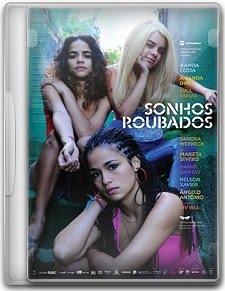 Capa Sonhos Roubados   DVDRip (Nacional)