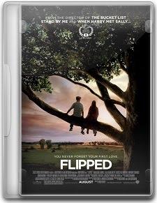 Capa Flipped   DVDRip   Dublado (Dual Áudio)