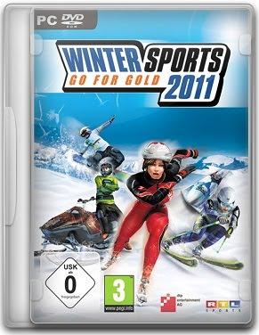 Capa Winter Sports 2011   PC (Completo) + Crack