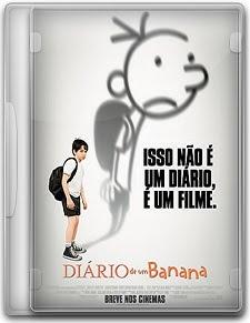 Capa Diário De Um Banana   DVDRip   Dublado (Dual Áudio)