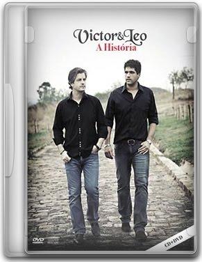 Capa Victor & Leo   A História   DVDRip