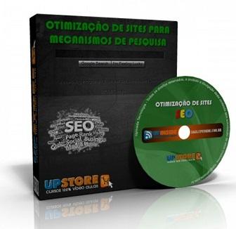Capa Curso Otimização de Sites SEO   UpInside
