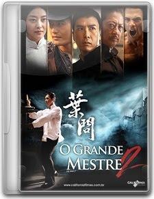 Capa O Grande Mestre 2   DVDRip   Dublado (Dual Áudio)