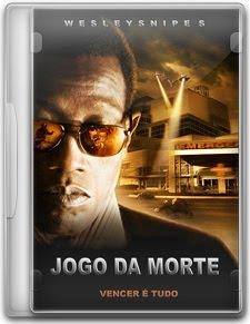 Capa Jogo Da Morte   DVDRip   Dublado (2011)