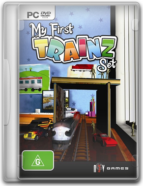 Capa My First Trainz Set   PC (Completo) + Crack