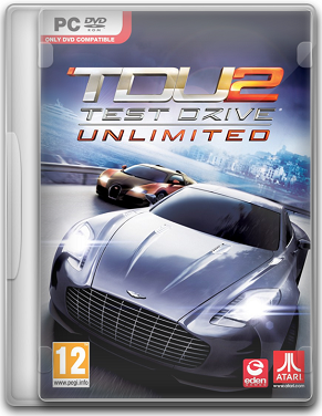 Test Drive Unlimited 2 - PC (Completo) + Crack